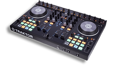 Traktor Kontrol S4 MKII from Native Instruments