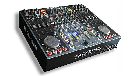 Xone 4D From Allen&Heath