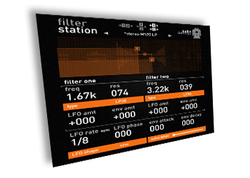 Audio Damage Filterstation