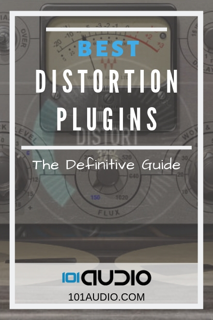 Best Distortion VST Plugins