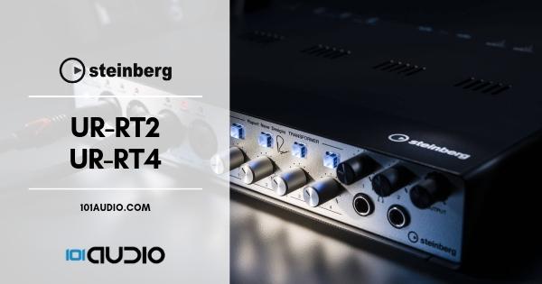 Steinberg UR RT2 & UR RT4