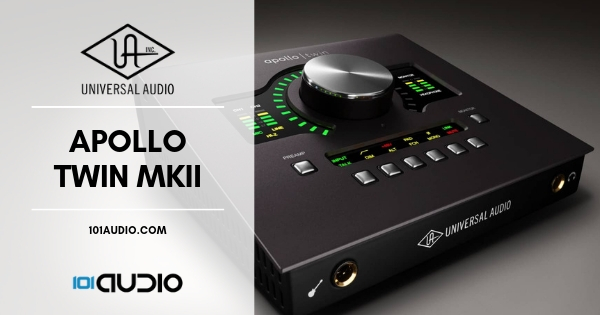 Universal Audio Apollo Twin MKII