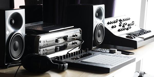 2 Ensembles & Push Moog MacBookPro