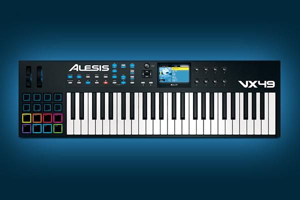 Alesis VX 49 Midi Keyboard