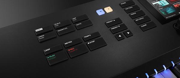 Kontrol Komplete MK2 Buttons