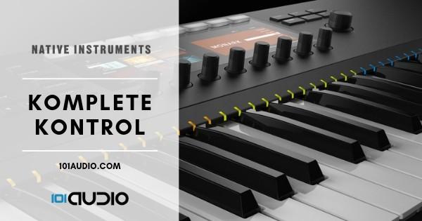 Native Instruments Komplete Kontrol S-Series Midi Keyboard Controller