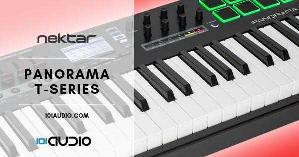 Nektar Panorama T-Series Midi Keyboard Controller