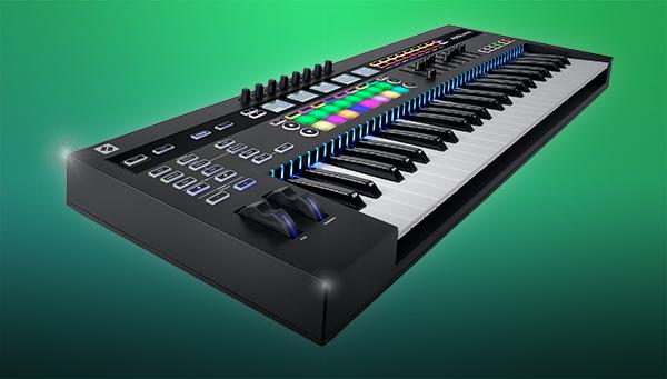 Novation SL MKIII 49 keys