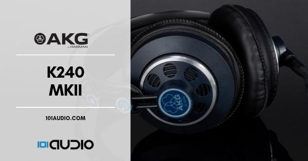 AKG K240 MKII Studio Headphones