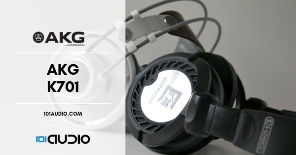 AKG K701 Studio Headphone