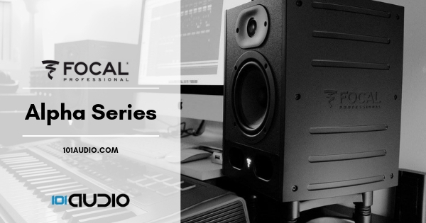 Focal Alpha Series Monitors