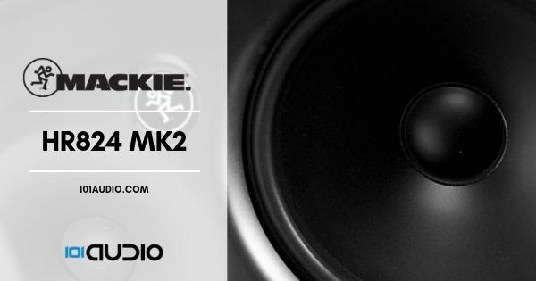Mackie HR824 MKII Monitor