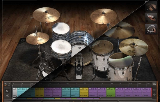 EZ Drummer 2 Drums
