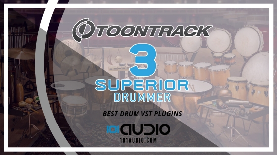 Superior Drummer 3 from Toontrack