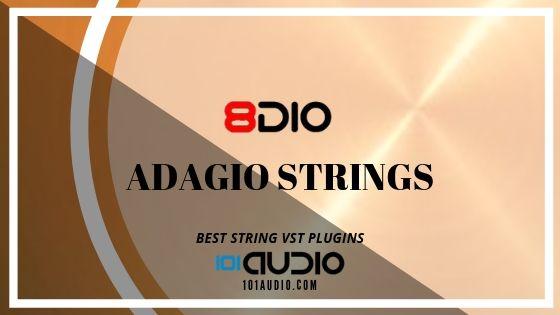 8DIO Adagio Strings