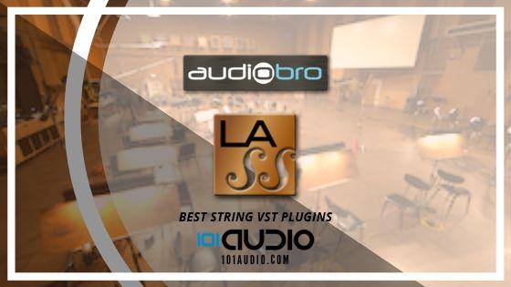 AudioBro LA Scoring Strings