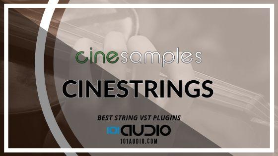 Cinesamples Cinestrings