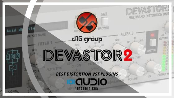 Distortion VST Plugins: The Ultimate Guide [2019 UPDATE]