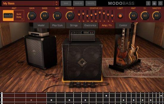 Modobass Amp FX