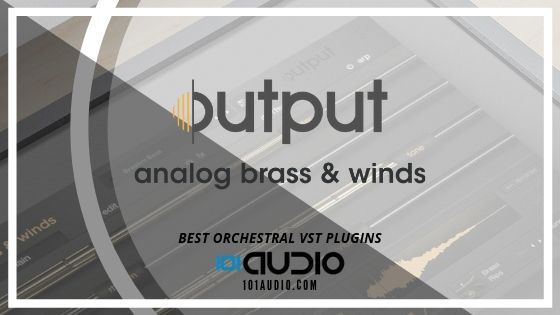 Output Analog Brass & Winds