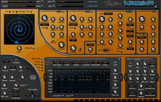 SubBoomBass 2 by Rob Papen