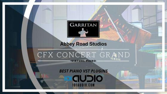 Garritan - Abbey Road CFX Concert Grand