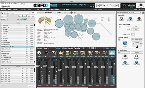 BFD 3 Modeling