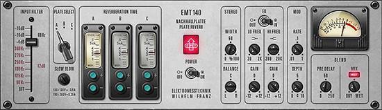 EMT 140 Plate Reverb
