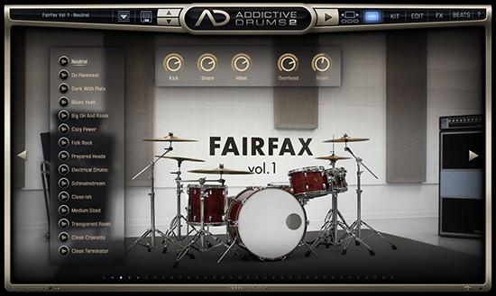 Fairfax vol 1