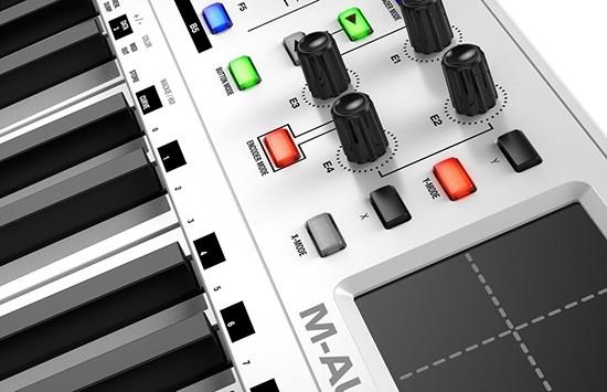M-Audio Code X Y Pad