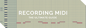 how to record midi