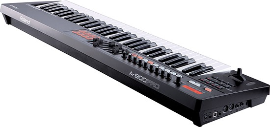 Roland A-800 Back
