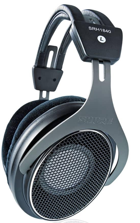 Shure SRH1840 Studio HEadphones