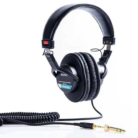 Sony MDR 7550