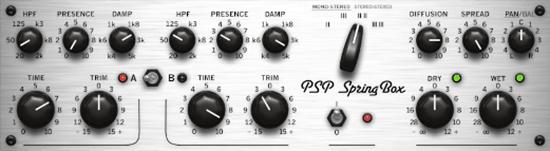 SpringBox from PSP Audioware