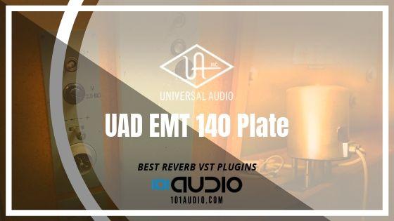 UAD EMT 140 Plate Reverberator