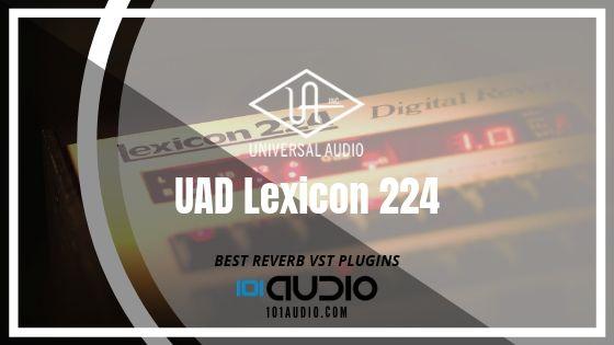 UAD Lexicon 224