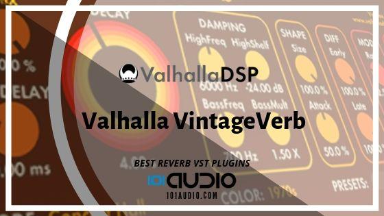 ValhallaDSP VintageVerb