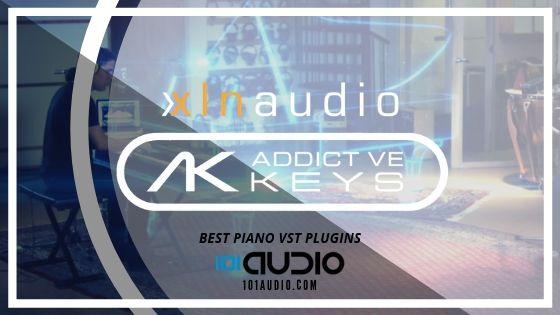 XLN Audio - Addictive Keys