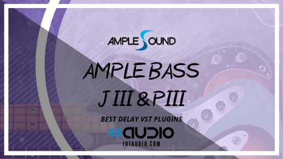 Ample Bass JIII & PIII