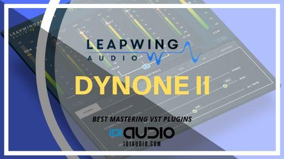Leapwing Dynone II Mastering plugin