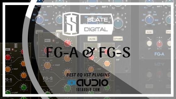 Slate Digital FG-A & FG-S