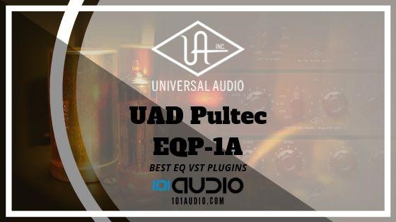 UAD Pultec EQP-1A
