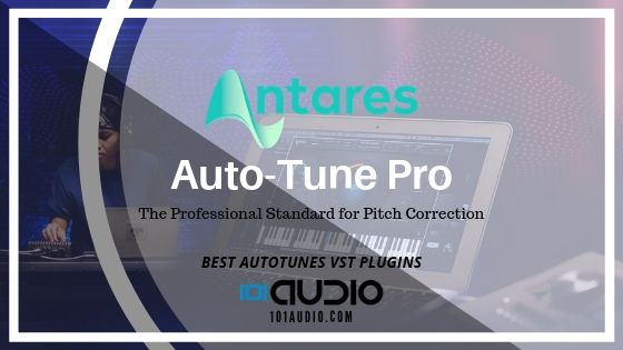 Antares Auto-Tune Pro Pitch Correction
