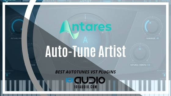 Antares Auto-tune Artist