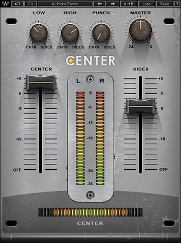 Center Mastering Plugin