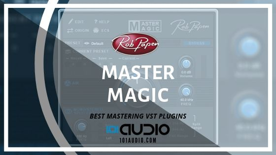 MasterMagic by Rob Papen