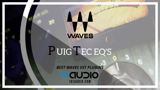 PuigTec EQ's from Waves