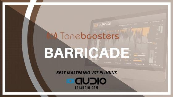 Toneboosters Barricade