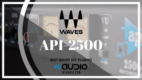 Waves API-2500